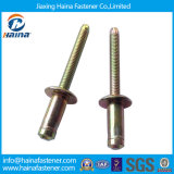 Color Zinc Plated Hemlock Rivet for Automotive and Railway Industry