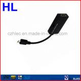 Black Color Micro HDMI to USB Cable
