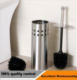Modern Design Square Stainless Steel Bathroom Accessory Cleaning Toilet Brush Holder