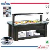 Marble Island Type Salad Bar (E-H1820FL4/M-H2150FL5)
