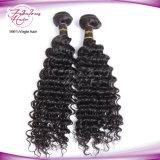 Cheap Unprocessed Human Hair Deep Wave Virgin Brazilian Hair Bundles