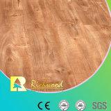 Commercial 12.3mm E0 AC4 Embossed Maple Laminate Floor