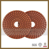 Wet Diamond Polishing Pads for Granite, Marble and Stone