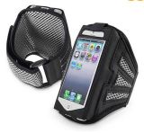 Mobile Phone Sport Armband for iPhone 5 5s, Fabric Cover for iPhone