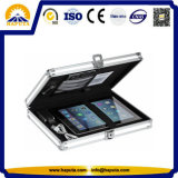 Premium Aluminum Hard Laptop Attache Case (HL-7001)