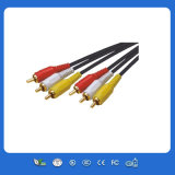 Gold Plated 3.5mm Male to Male Stereo Audio Cable