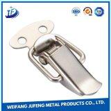Laser Cutting Hardware Aluminum Sheet Metal Zinc Plated Stamping Steel Buckle