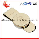Factory Hot Sale Diamond Money Clips with Customized Logo