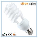 Half Spiral Energy Saving Light Compact Lamp 32W 35W