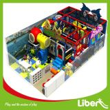 Sea Series Indoor Playground Equipment with Ball Pool