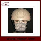 Tactical Mich 2001 Ach Helmet with Nvg Mount Side Rail Anti-Riot Helmet with Magic Tape