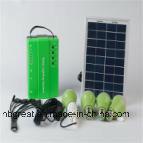Portable Solar Power System Kit-07