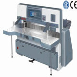 Program Control Double Hydraulic Double Guide Paper Cutting Machine (QZYK1620D)