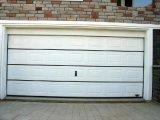 White Color Automatic Garage Door (UID-G009)
