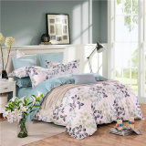 Cheap Printed Cotton Bedroom Bedding Set