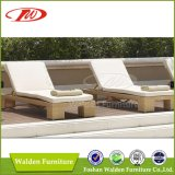 Outdoor Furniture Rattan Sun Lounger (DH-9548)