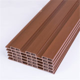 Waterproof WPC Indoor Interior Wood Grain Decorative Wall Panel