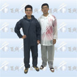 Protective Pullover PVC Japanese Rainsuit for Adult