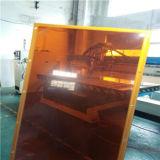 Custom Translucent Orange Color Polycarbonate Sheet for Screen Cover