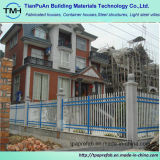 Assambled Powder Coated safety Fence for Living Area