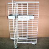 Stone Tile Quartz Sample Wing Display Stand/Display Rack