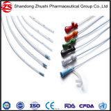 2017 Hot Disposable Medical Silicone Feeding Tube Gastric Tube with Ce ISO9001 Gpm