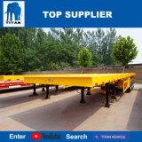 Titan Vehicle - Extendable Flatbed Wind Blade Semi Trailer with 3 Axle