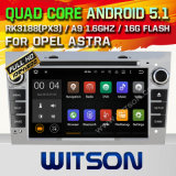 Witson Android 5.1 Car DVD GPS for Opel Astra (A5312)