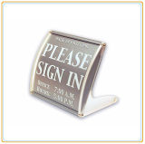 Meeting Name Sign Holder/Name Plate