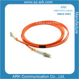 LC-LC Multimode Fiber Optic Patchcord