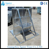 SGS Approved Police Barrier and Aluminum Barrier Supplier
