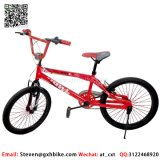 20 Inch Hi-Ten Steel Frame Street BMX Style Bicycle