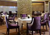 Accent Dining Room Chair and Table Furniture for Restaurant Club Hotel
