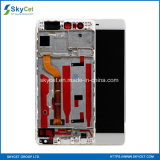Mobile Phone Parts for Huawei P9 LCD Touch Screen Digitizer Assembly