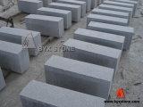 Grey Granite Stone Garden Kerbstone/Curbstone for Outdoor