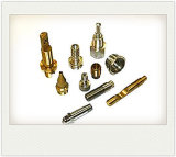 Brass Parts Processing by CNC Machining