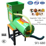 Slurry Starch Juice Extraction Machine