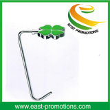 High End Cheap Custom Logo Metal Bag Hanger Hook