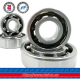 6208-2RS C3 Polyamide Cage Motorcycle Parts Deep Groove Ball Bearing