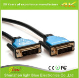 High Resolution Gold Plated DVI Cable