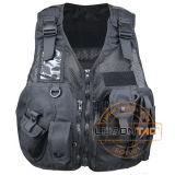 1000d Cordura Tactical Vest with Multi-Function Pouches