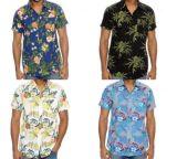 Men′s Hawaiian Aloha Cruise Tropical Beach Party Shirts (A662)
