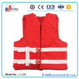 50n Buoyancy Red Color Youth Boating Vest