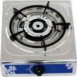 Wholesale Fashion Design Stainless Steel Single Burner Gas Stove Tops