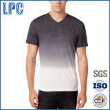 2016 OEM Custom Cotton Casual Lattit-Shirt