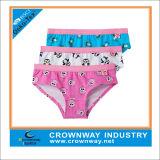 Quality Printing Girls Nylon Bikini Panties