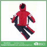 Boy Girl Thicken Waterproof Snow Jackets Ski Suit Skiing Clothing