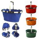 Portable Outdoor Camping Picnic Basket