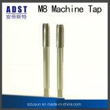 High Quality Hardness High Speed Steel M8 Machine Tap