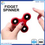 2017 Newest Hot Plastic Toys Rotate Finger Spinner Fidget Spinner